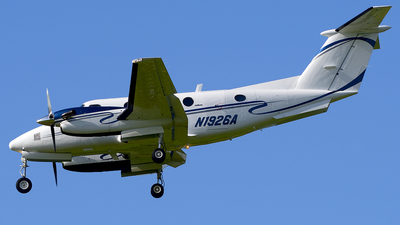 N1926A - Beechcraft 200 Super King Air - Private
