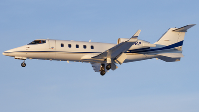 N229RP - Bombardier Learjet 60 - Private