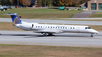 N15555 - Embraer ERJ-145LR - United Express (ExpressJet Airlines)