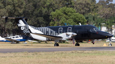 ZK-EAG - Beech 1900D - Air New Zealand Link (Eagle Airways)