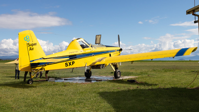 ZK-SXP - Air Tractor 502XP - Super Air