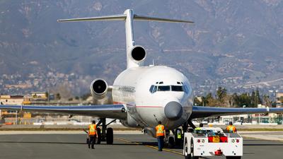 N289MT - Boeing 727-223(Adv) - Raytheon Aircraft