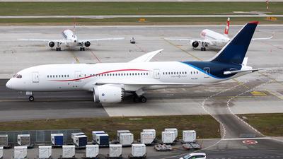 A picture of P4787 - Boeing 7878 Dreamliner - Comlux Aruba - © John Richard