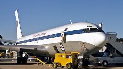 A20-629 - Boeing 707-338C - Australia - Royal Australian Air Force (RAAF)