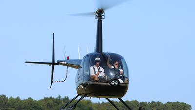 F-HARY - Robinson R44 Raven II - Private