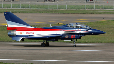 09 - Chengdu J10A - China - Air Force