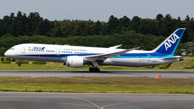 JA883A - Boeing 787-9 Dreamliner - All Nippon Airways (Air Japan)