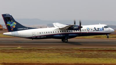 PR-AQZ - ATR 72-212A(600) - Azul Linhas Aéreas Brasileiras