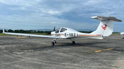 B-10Z1 - Diamond DA-40NG Diamond Star - LongHao Air Training School
