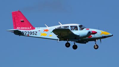 A picture of N2395Z - Piper PA23250 Aztec - [277954107] - © toyo_69pr