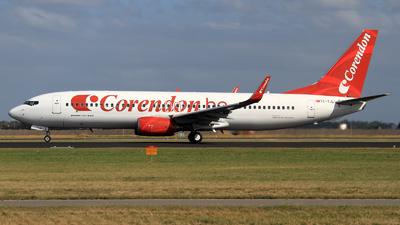 TC-TJL - Boeing 737-86J - Corendon Airlines