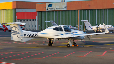 F-HIDY - Diamond DA-42 Twin Star - Astonfly