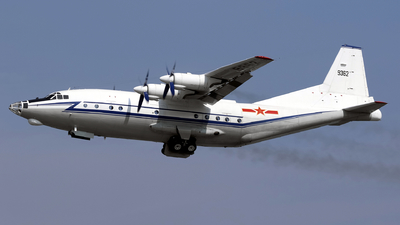 9362 - Shaanxi Y-8C - China - Navy