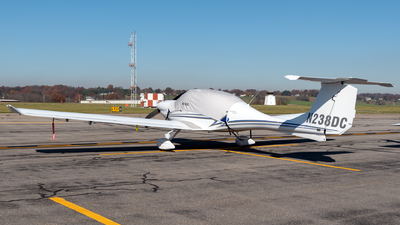 N238DC - Diamond DA-40 Diamond Star XLS - Private