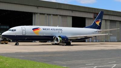 G-JMCJ - Boeing 737-436(SF) - West Atlantic Airlines