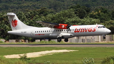 PK-WHM - ATR 72-212A(600) - Wings Air