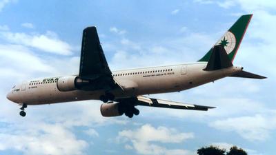 B-16605 - Boeing 767-35E(ER) - Eva Air