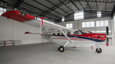 HC-CRF - Quest Aircraft Kodiak 100 - Private