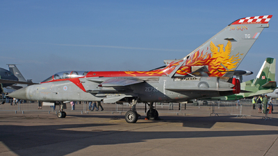 ZE735 - Panavia Tornado F.3 - United Kingdom - Royal Air Force (RAF)