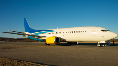 N802TJ - Boeing 737-4B7 - iAero Airways