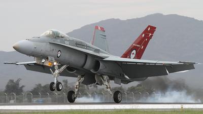 A21-35 - McDonnell Douglas F/A-18A Hornet - Australia - Royal Australian Air Force (RAAF)