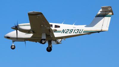 A picture of N2913U - Piper PA44180T Turbo Seminole - [448107057] - © Alexis Navarro