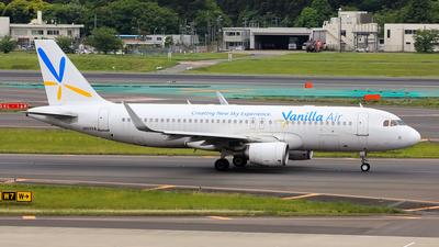 JA03VA - Airbus A320-216 - Vanilla Air