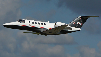 M-IWPS - Cessna 525A CitationJet 2 - Private