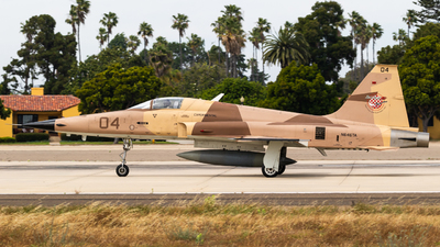 N646TA - Northrop F-5E Tiger II - Tactical Air Support