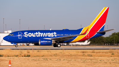 N432WN - Boeing 737-7H4 - Southwest Airlines