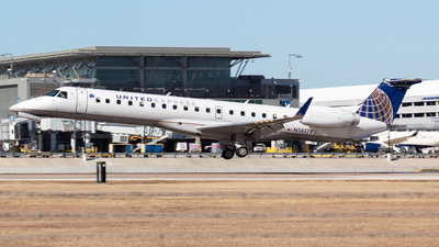 N14179 - Embraer ERJ-145XR - United Express (ExpressJet Airlines)