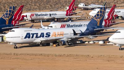 N524MC - Boeing 747-2D7B(SF) - Atlas Air