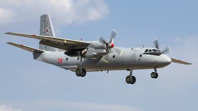 RF-36108 - Antonov An-26B - Russia - Air Force