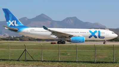 F-WTAG - Airbus A330-243 - XL Airways France