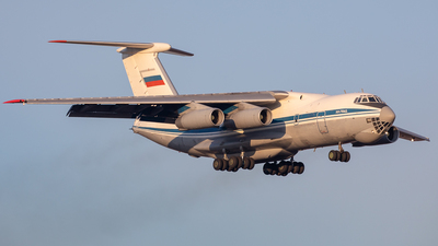 RF-76722 - Ilyushin IL-76MD - Russia - Air Force