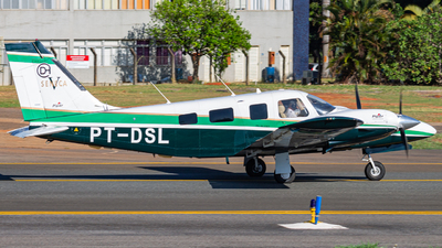 PT-DSL - Piper PA-34-220T Seneca V - Private