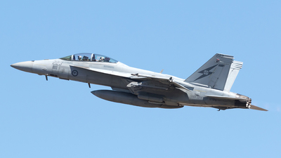 A44-223 - Boeing F/A-18F Super Hornet - Australia - Royal Australian Air Force (RAAF)