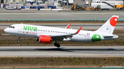 A picture of XAVIS - Airbus A320271N - VivaAerobus - © Rocky Wang