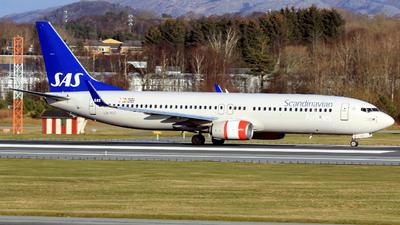 A picture of LNRGF - Boeing 73786N - SAS - © Witold Ozimek