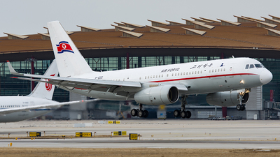 A picture of P632 - Tupolev Tu204300 - Air Koryo - © Song Yingqi