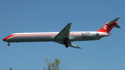 OY-RUT - McDonnell Douglas MD-82 - Danish Air Transport (DAT)