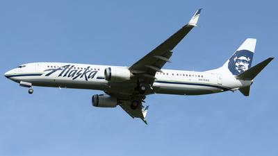N478AS - Boeing 737-990ER - Alaska Airlines