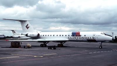 RA-65132 - Tupolev Tu-134A-3 - Clintondale
