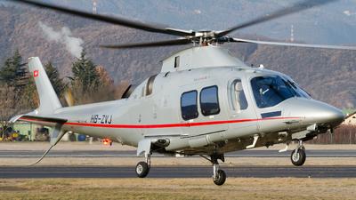 HB-ZVJ - Agusta A109SP Da Vinci - VistaJet
