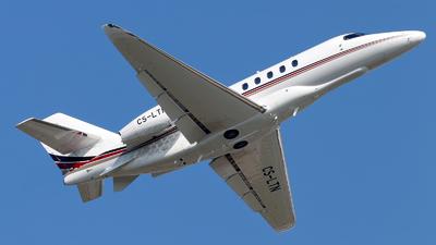 CS-LTN - Cessna Citation Latitude - NetJets Europe