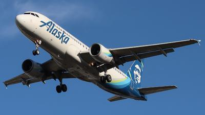 N852VA - Airbus A320-214 - Alaska Airlines