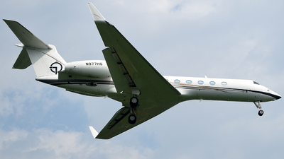 N977HS - Gulfstream G550 - Private