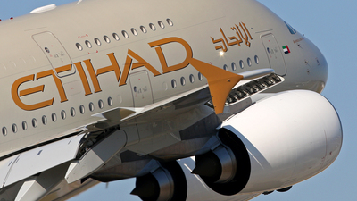 F-WWSK - Airbus A380-861 - Etihad Airways