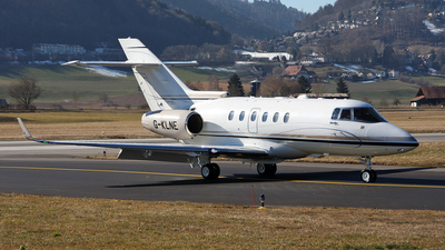 A picture of GKLNE - Hawker 900XP -  - © JM Rotor 54