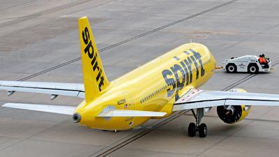 N935NK  - Airbus A320-271N - Spirit Airlines